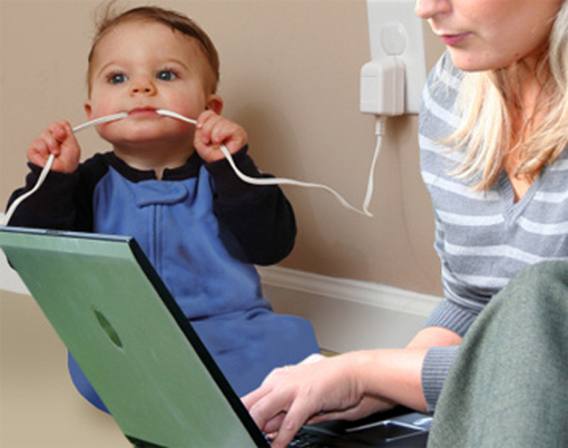 Worst-Parents-Baby-Biting-Power-Cord